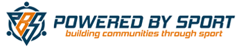 Powered By Sport – Building communities through sport Logo